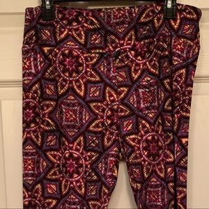 Lularoe TC leggings- NEW